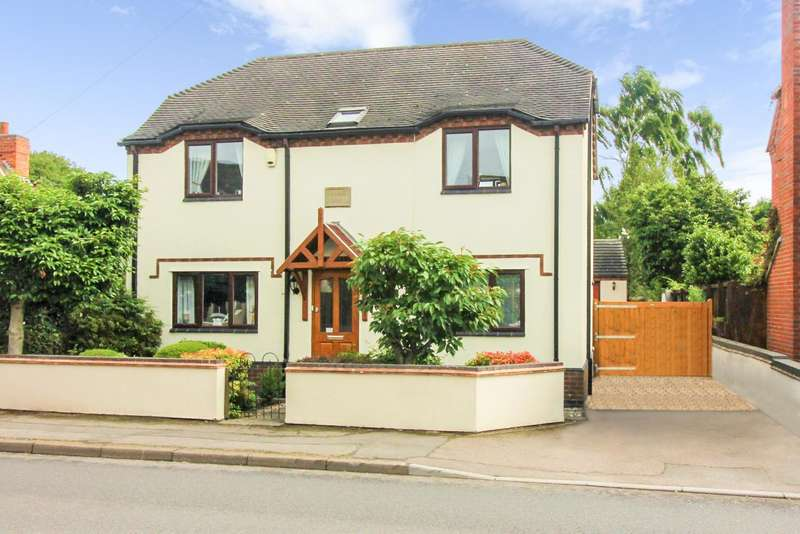 4 Bedrooms Property for sale in Ivy House, Main Road, Twycross, CV9 3PL