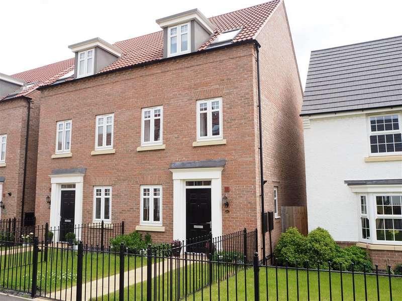 4 Bedrooms Property for sale in Restfil Way, Fernwood, Newark