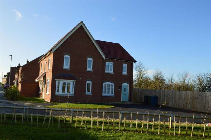 2 Bedrooms Detached House for sale in Damson Road, East Leake