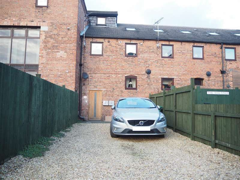 2 Bedrooms Apartment Flat for sale in George Street, Newark