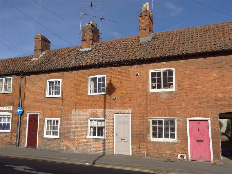 1 Bedroom Terraced House for sale in Boston Road, Sleaford