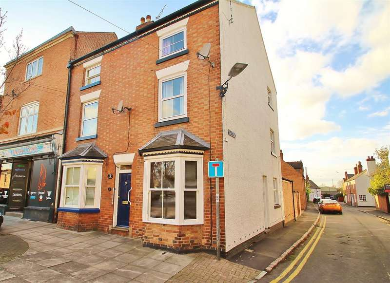 3 Bedrooms Property for sale in Bath Street, Syston, Leicestershire