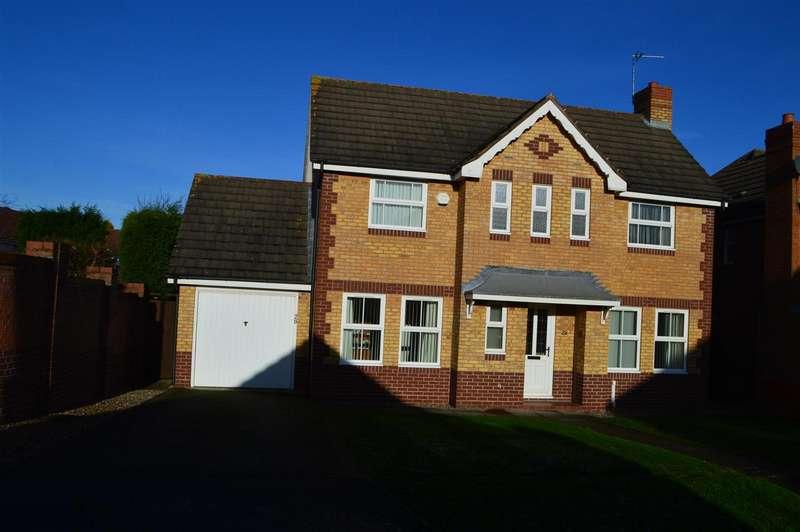 3 Bedrooms Property for sale in Lemontree Lane, Loughborough