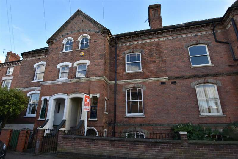 5 Bedrooms Property for sale in Burton Street, Loughborough