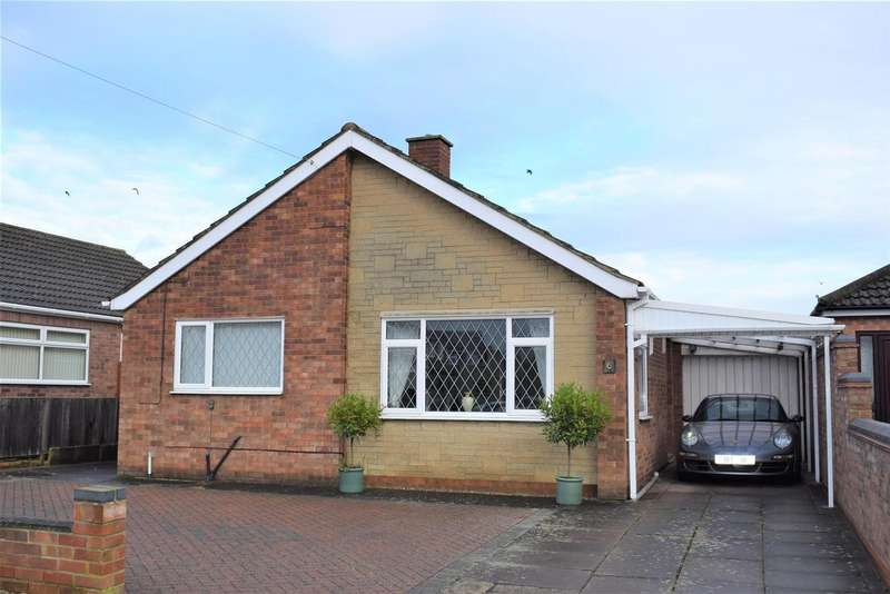 2 Bedrooms Bungalow for sale in Oak Avenue, Scawby