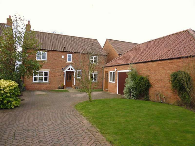 4 Bedrooms Property for sale in Church Lane, Potterhanworth, Lincoln