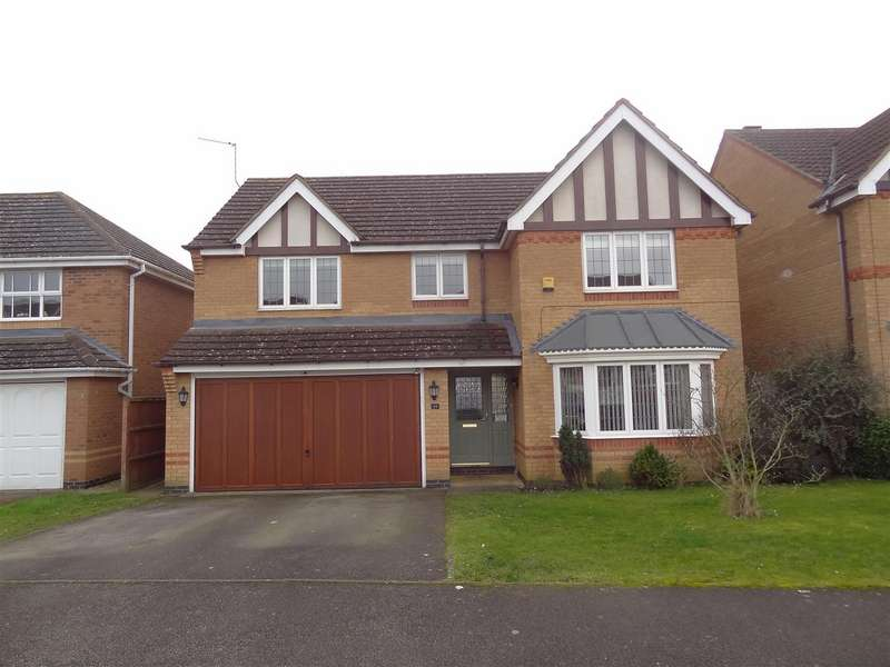 4 Bedrooms Property for sale in Aidan Road, Quarrington, Sleaford