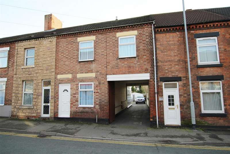 4 Bedrooms Terraced House for sale in Bearwood Hill Road, Burton-On-Trent