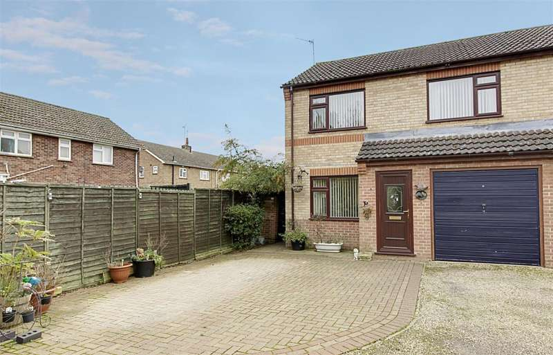 3 Bedrooms Detached House for sale in Brudenell Close, Baston