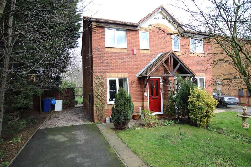 2 Bedrooms Detached House for sale in Fontwell Road, Branston