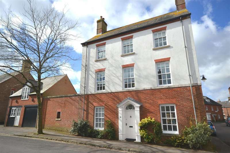 4 Bedrooms Detached House for sale in Middlemarsh Street, Poundbury, Dorchester