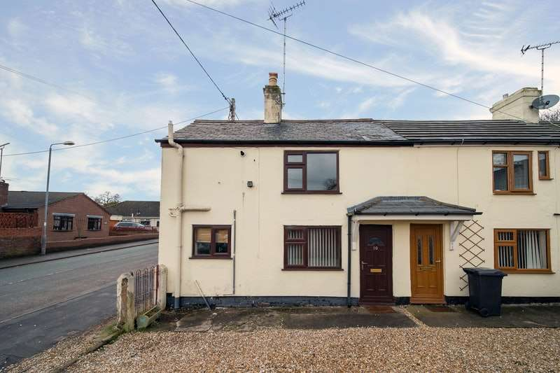1 Bedroom Semi Detached House for sale in Nant Mawr Road, Buckley, Flintshire, CH7