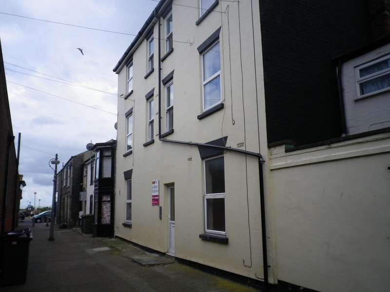 1 Bedroom Apartment Flat for rent in Cerdic Place, Great Yarmouth