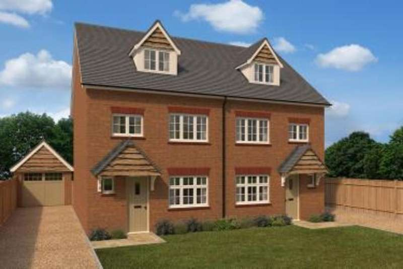 4 Bedrooms House for sale in Plot 34 The Grantham, Ashburton Road, Newton Abbot