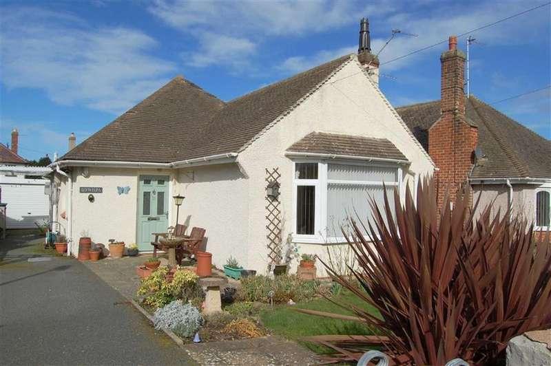 2 Bedrooms Detached Bungalow for sale in Hafod Road West, Penrhyn Bay, Llandudno