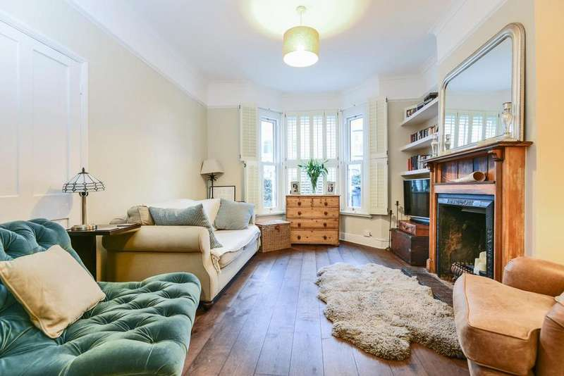 4 Bedrooms Terraced House for sale in Bythorn Street, Brixton