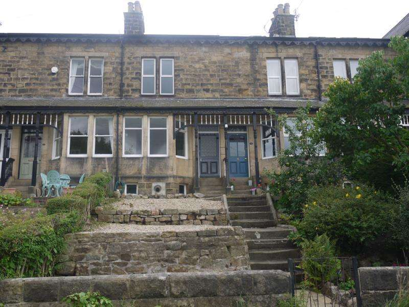4 Bedrooms Terraced House for rent in 12 Chevin Terrace, Otley, LS21 3JH