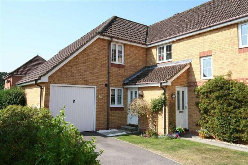 3 Bedrooms End Of Terrace House for sale in Wild Arum Way, Knightwood Park, Chandlers Ford, Hampshire