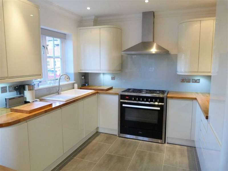3 Bedrooms End Of Terrace House for sale in Digswell Rise, Welwyn Garden City