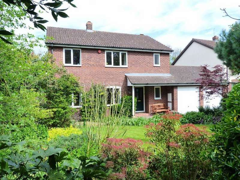 4 Bedrooms Detached House for sale in Mount Pleasant Lane, The Ryde, Hatfield