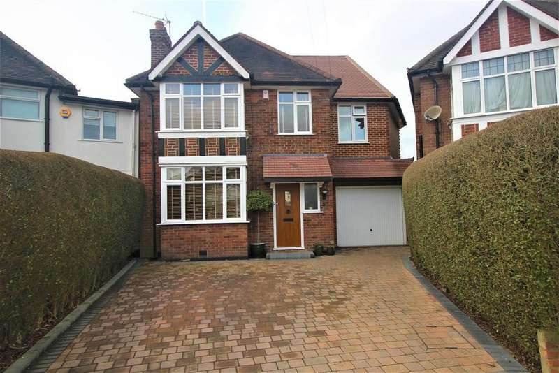 4 Bedrooms Detached House for sale in Beechwood Close, London