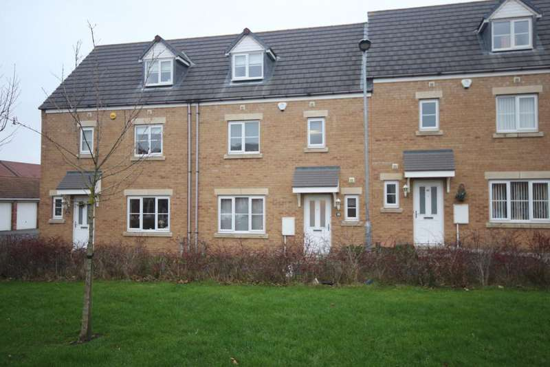 4 Bedrooms Terraced House for sale in Dukesfield, Earsdon View, Newcastle upon Tyne, NE27