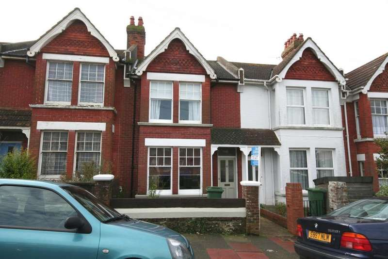 3 Bedrooms Terraced House for rent in Down Terrace, Brighton BN29ZH