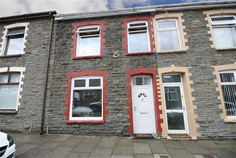 3 Bedrooms Terraced House for sale in Brynhyfryd Street, Cwmaman, Aberdare, Mid Glamorgan