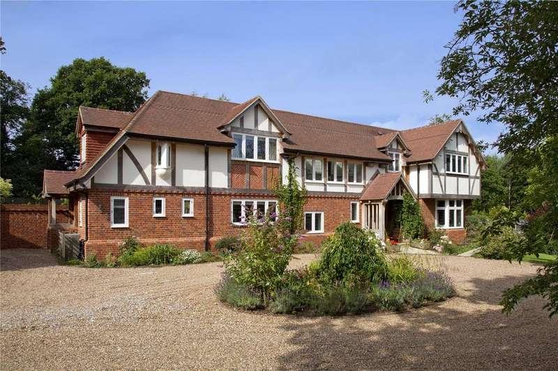 6 Bedrooms Detached House for sale in Bitchet Green, Seal, Sevenoaks, Kent, TN15