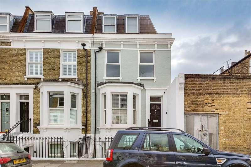 2 Bedrooms Flat for sale in Halford Road, Fulham