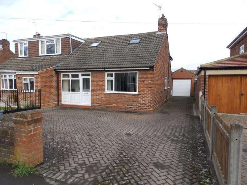 3 Bedrooms Semi Detached Bungalow for rent in MOOR LANE, DRINGHOUSES, YORK, YO24 2QY