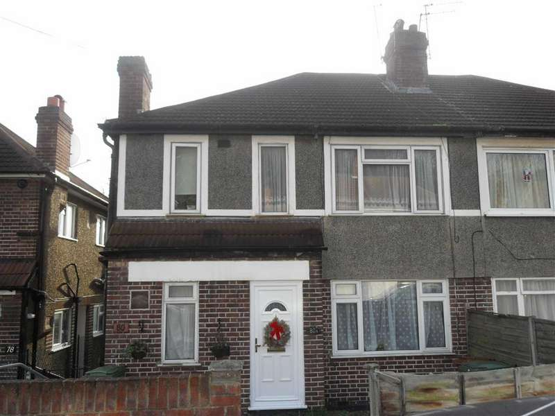 2 Bedrooms Maisonette Flat for sale in Holly Hill Road, Erith, Kent