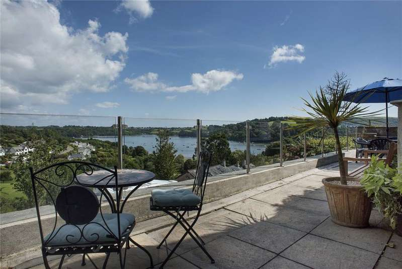 3 Bedrooms Detached House for sale in The Level, Dittisham, Dartmouth, TQ6