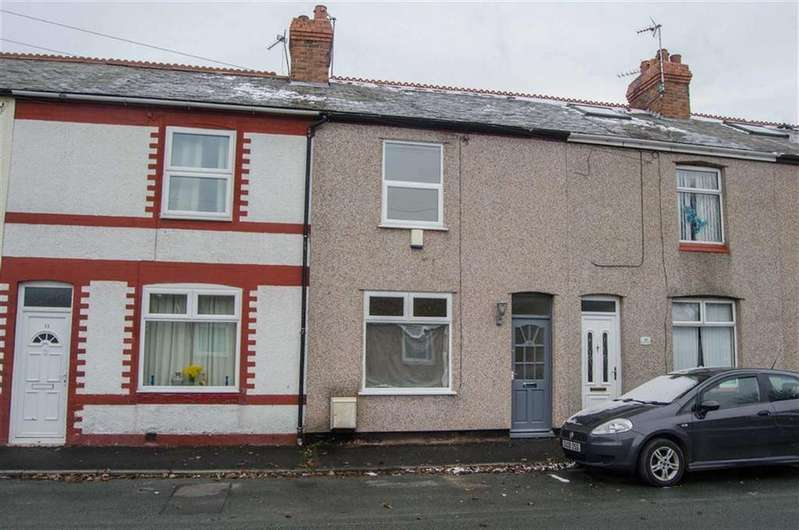 3 Bedrooms Terraced House for sale in North Street, Deeside, Flintshire, Deeside, Flintshire
