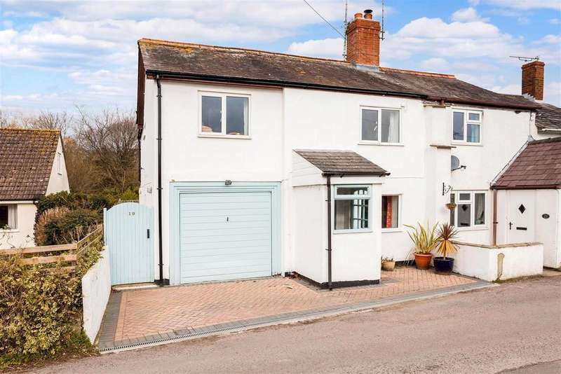 3 Bedrooms End Of Terrace House for sale in Raffin Lane, Pewsey