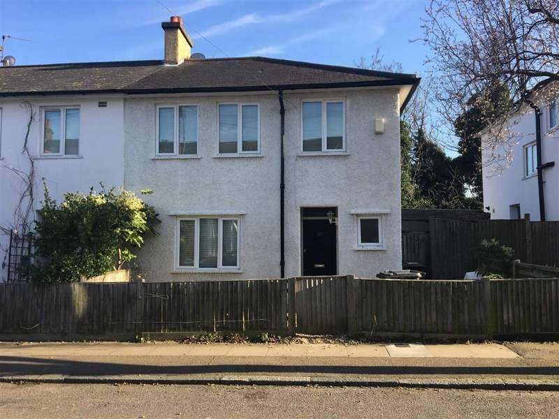 3 Bedrooms Semi Detached House for sale in Revelon Road, Brockley, London