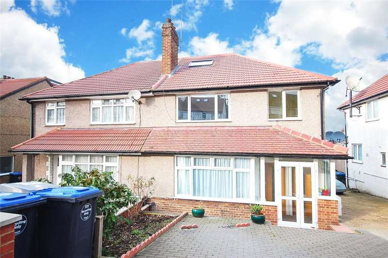5 Bedrooms Semi Detached House for sale in Paddock Road, London, NW2