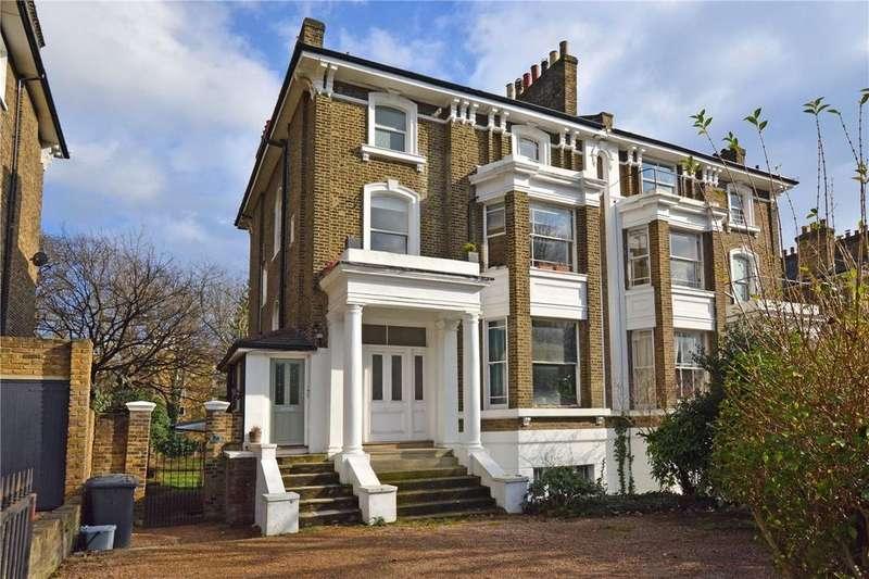 2 Bedrooms Flat for sale in Granville Park, Lewisham, London, SE13