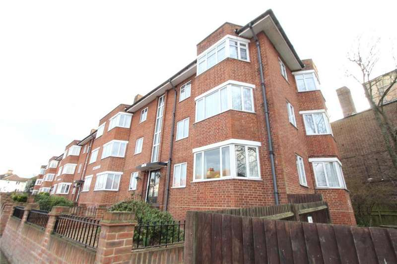 2 Bedrooms Apartment Flat for sale in Manor Court, Bonnersfield Lane, Harrow, Middlesex, HA1