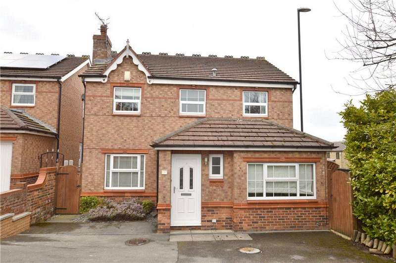 4 Bedrooms Detached House for sale in Westminster Croft, Rodley, Leeds, West Yorkshire