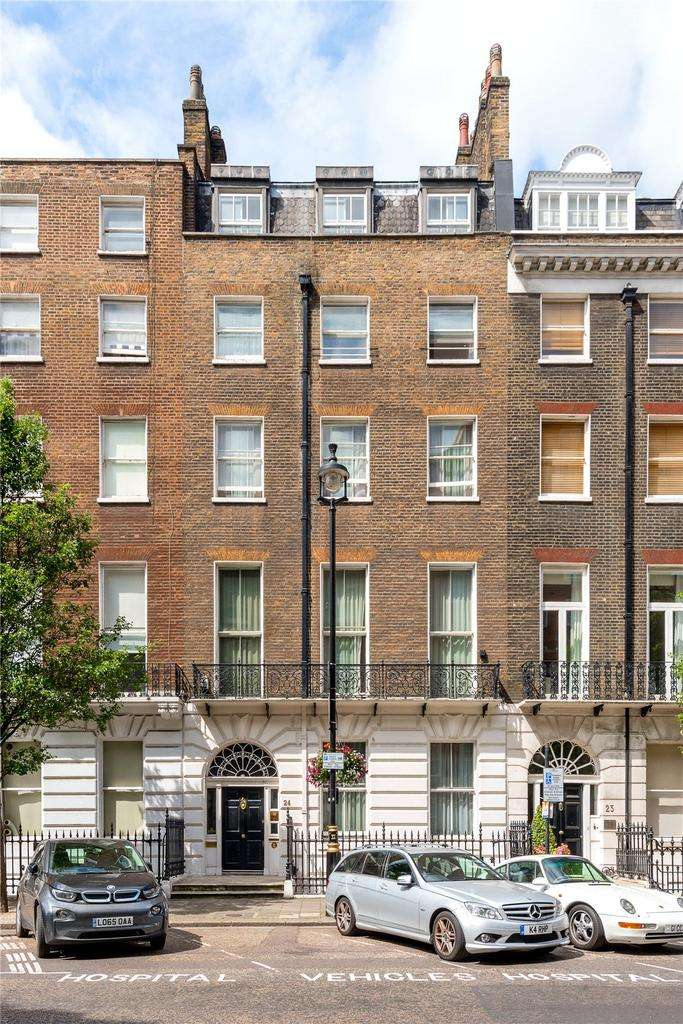 9 Bedrooms Terraced House for sale in Devonshire Place, London, W1G