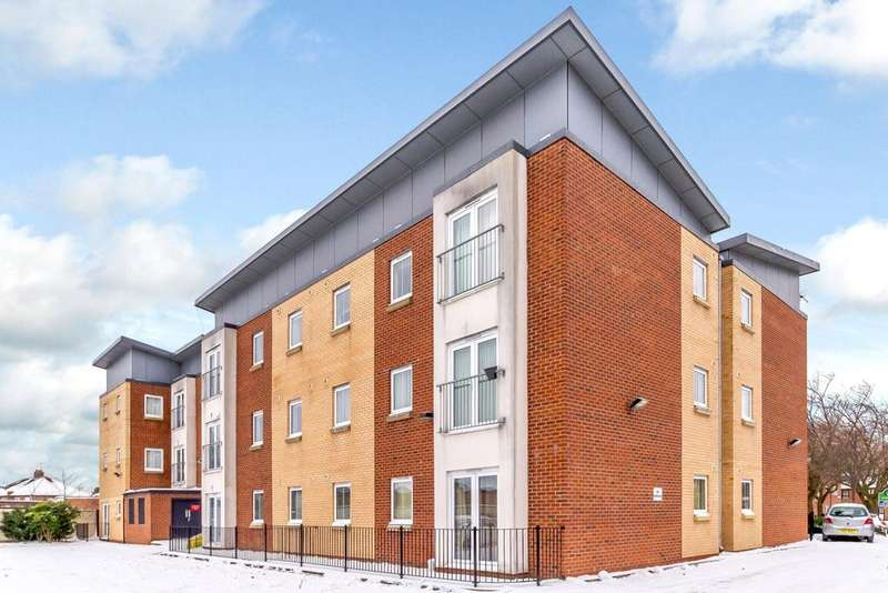 2 Bedrooms Apartment Flat for sale in Wrendale Court, South Gosforth, Newcastle Upon Tyne, Tyne Wear