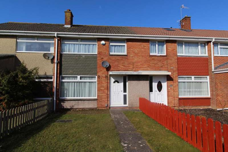 3 Bedrooms Terraced House for sale in Rowacres, Whitchurch, Bristol, BS14 0AP