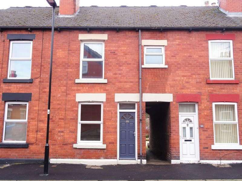 3 Bedrooms Terraced House for sale in Rydal Road, Abbeydale, Sheffield S8