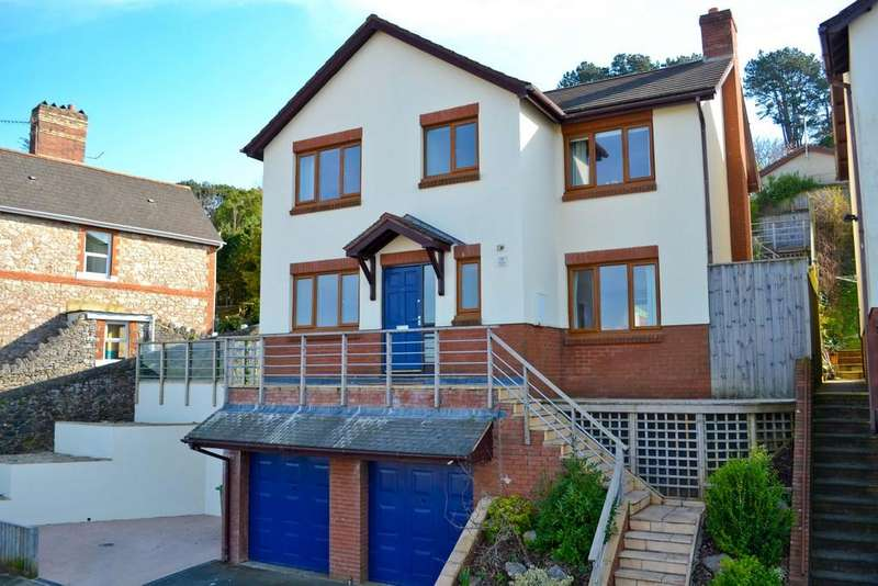 4 Bedrooms Detached House for sale in Windsor Close, Wolborough Hil, Newton Abbot