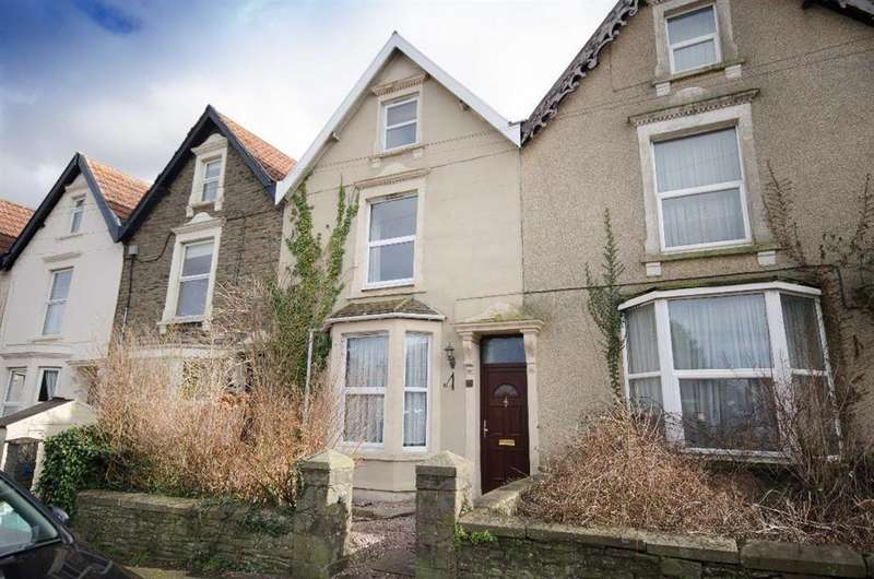 4 Bedrooms Town House for sale in Beaufort Road, Staple Hill, Bristol, BS16 5JX