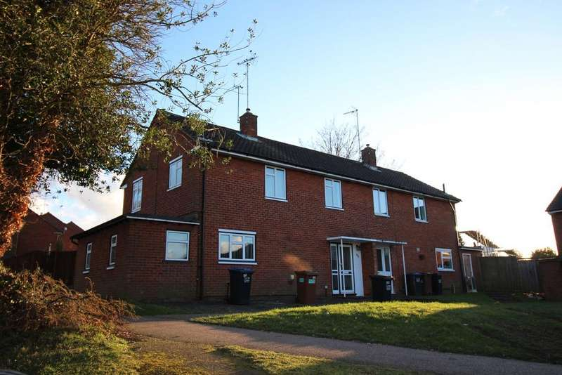 3 Bedrooms Semi Detached House for sale in Briars Lane, Hatfield, AL10