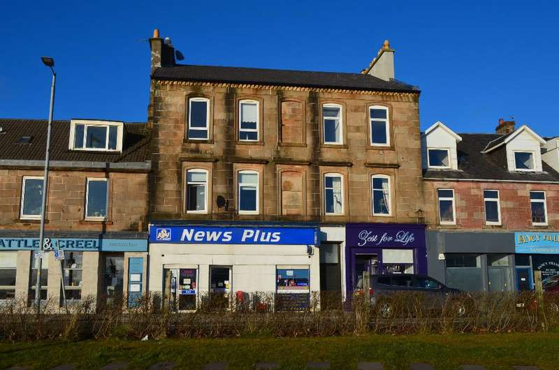 2 Bedrooms Flat for rent in West Clyde Street , Flat 2/1 , Helensburgh, Argyll Bute , G84 8AX
