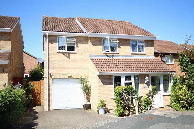 4 Bedrooms Detached House for sale in Marigold Close, Woodhall Park, Swindon