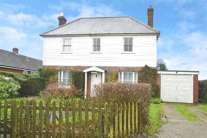 4 Bedrooms Detached House for sale in The Street, , Bossingham, Canterbury, Kent